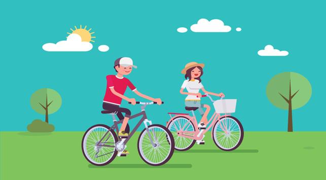 Sisi Lain Pandemi, Udara Menjadi Lebih Bersih karena Sepeda
