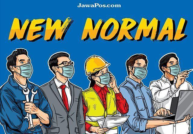 New Normal Dijalankan Kasus Covid-19 Kian Tinggi, Kontraksi Ekonomi Masih Terjadi
