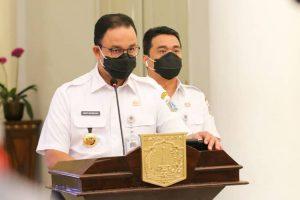 PSBB DKI Jakarta Berpotensi Diperpanjang