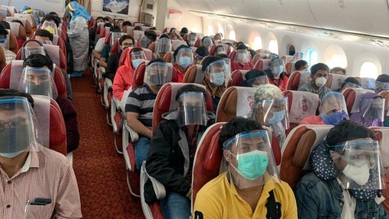 Corona Memburuk, Industri Penerbangan Terpuruk
