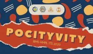 BMS HMPL ITS 2020, Kegiatan Positif yang Dapat Dilakukan Selama #dirumahaja Agar Tetap Produktif