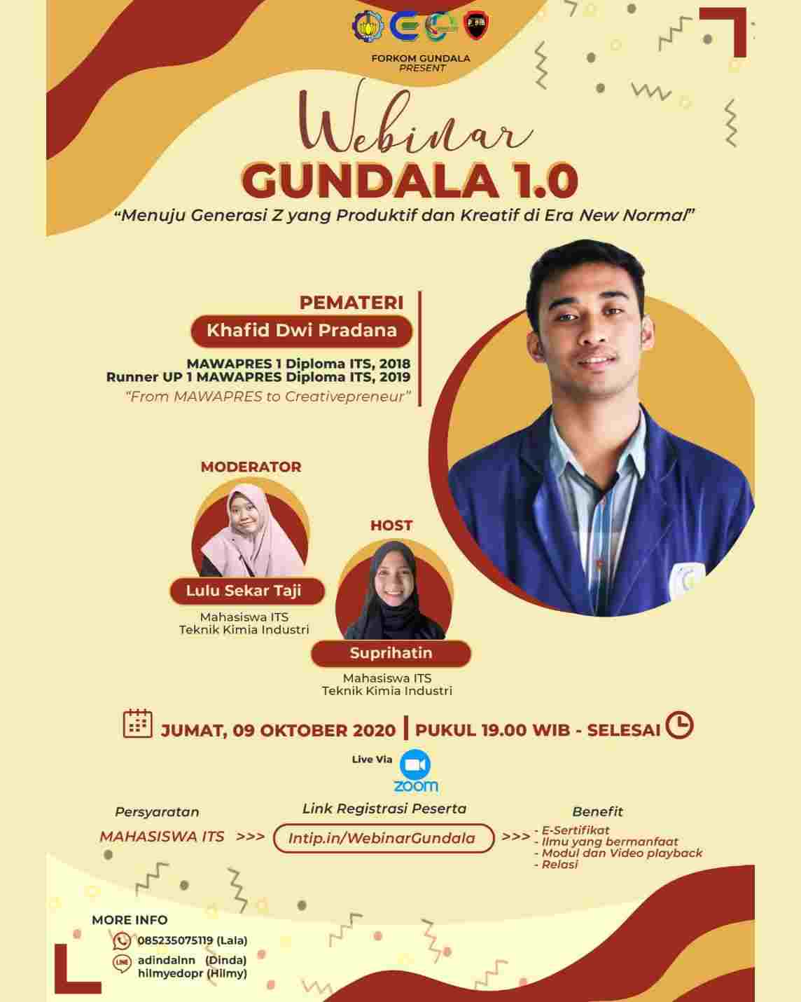 Webinar: Gundala 1.0