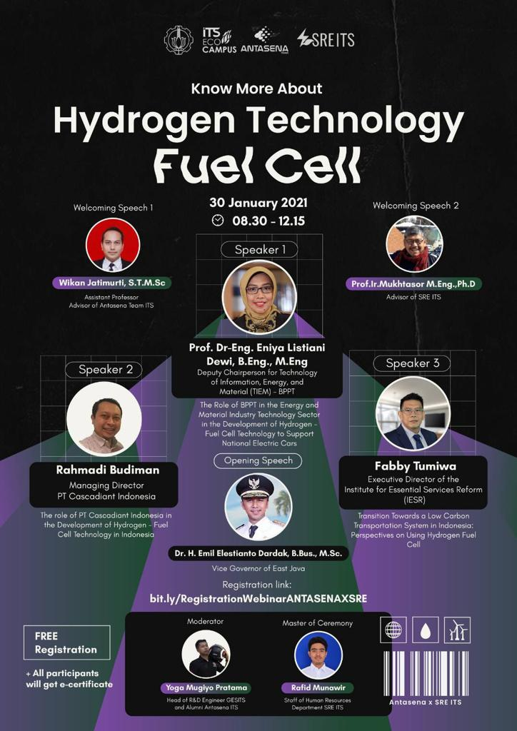 [ Know More About Hydrogen Technology – Fuel Cell ]