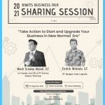 [BUSINESS FAIR ~ SHARING SESSION]