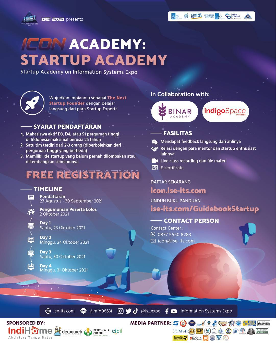 [DATA SCIENCE AND STARTUP ACADEMY BY ICON]